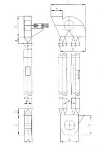 Elevator Detailzeichnung